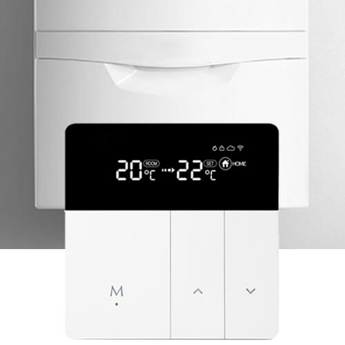 boiler heating thermostat