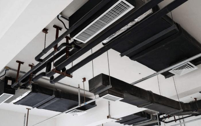 fan coil units system